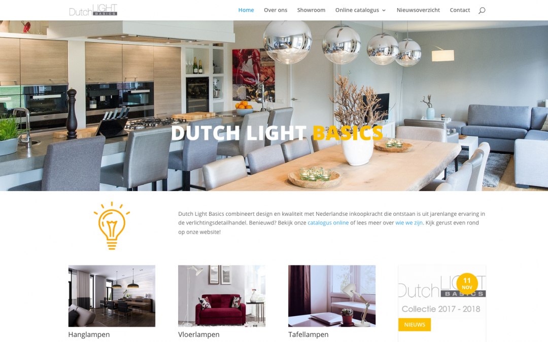 Dutch Light Basics